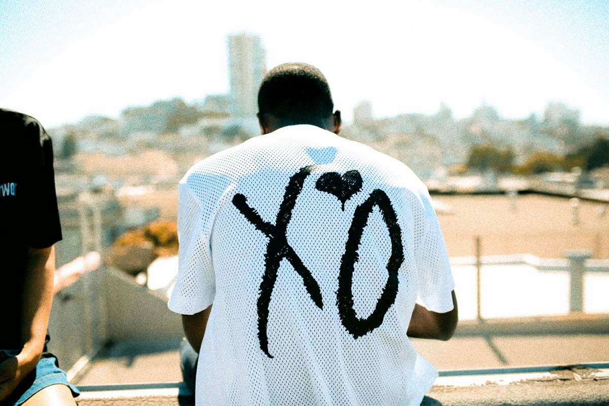 The Weeknd dévoile de nouvelle pièce pour sa collection SS16 Fan Merch