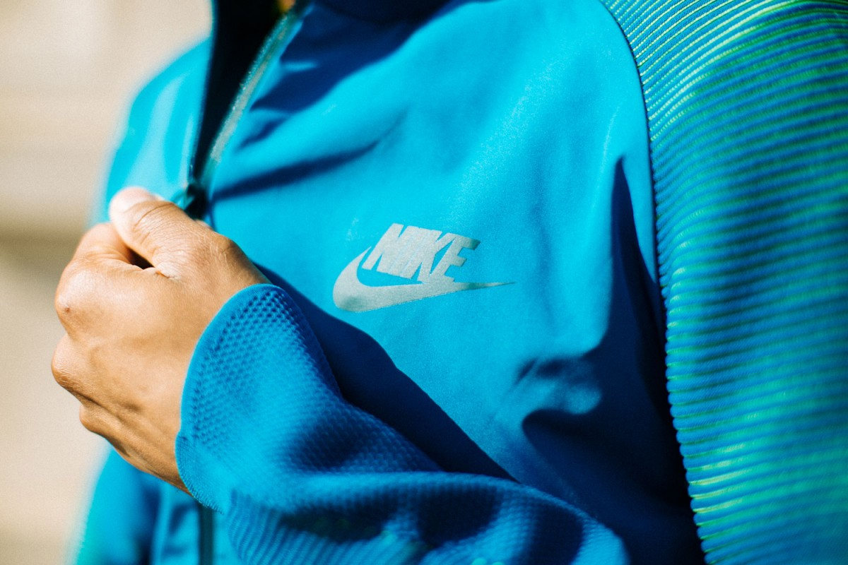 Voici la Dynamic Reveal Jacket de Nike