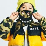 Voici la nouvelle collection AW16 pour enfant de BAPE.16