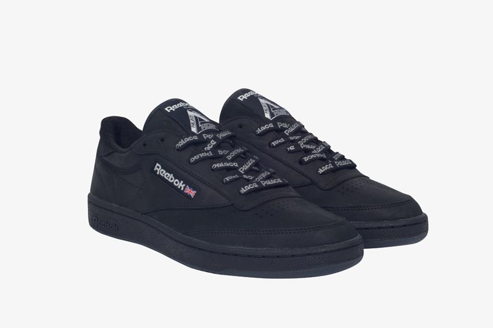 Voici les nouvelles sneakers de Reebok et Palace