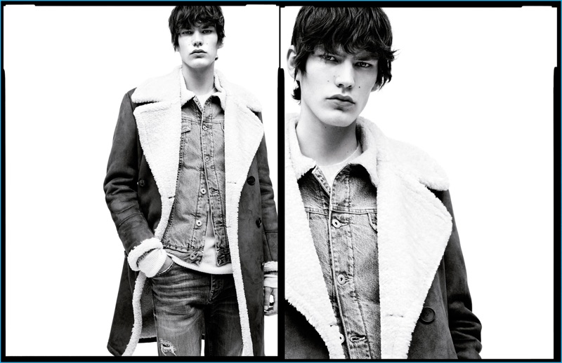 Zara Men F16 - TRENDS periodical