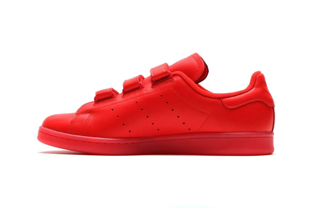 adidas stan smith cf triple red - TRENDS periodical
