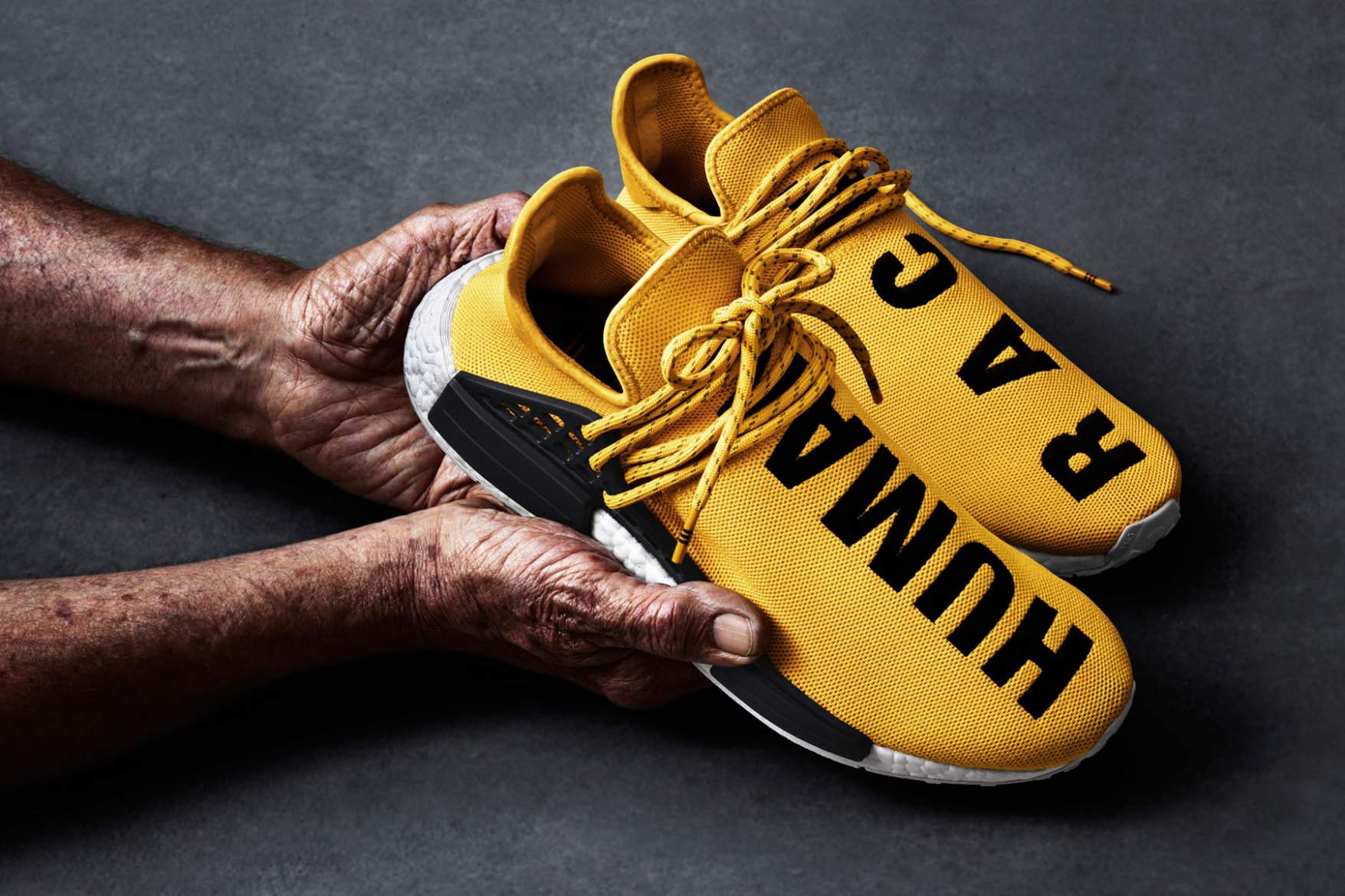 adidas x Pharrell NMD « Human Race » : plus que 2 jours à attendre !