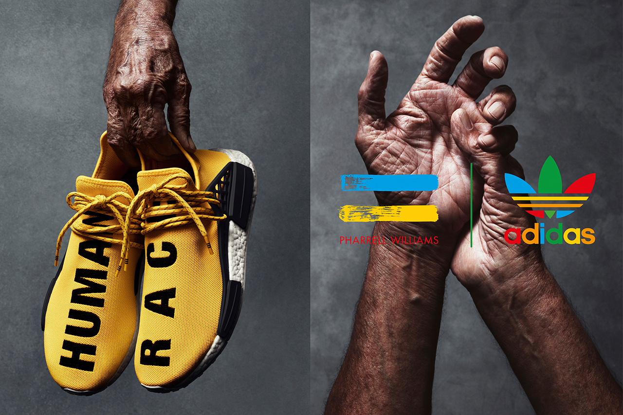 adidas x Pharell NMD Human Race - TRENDS periodical