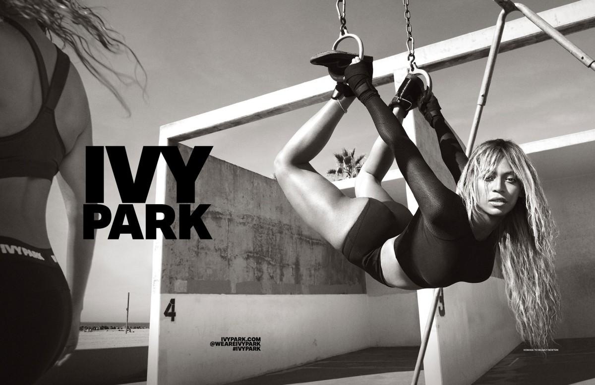 Beyoncé Ivy Park - TRENDS periodical
