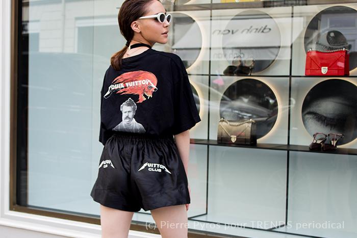 Street Style : dans les rues parisiennes pour la couture FW16-17