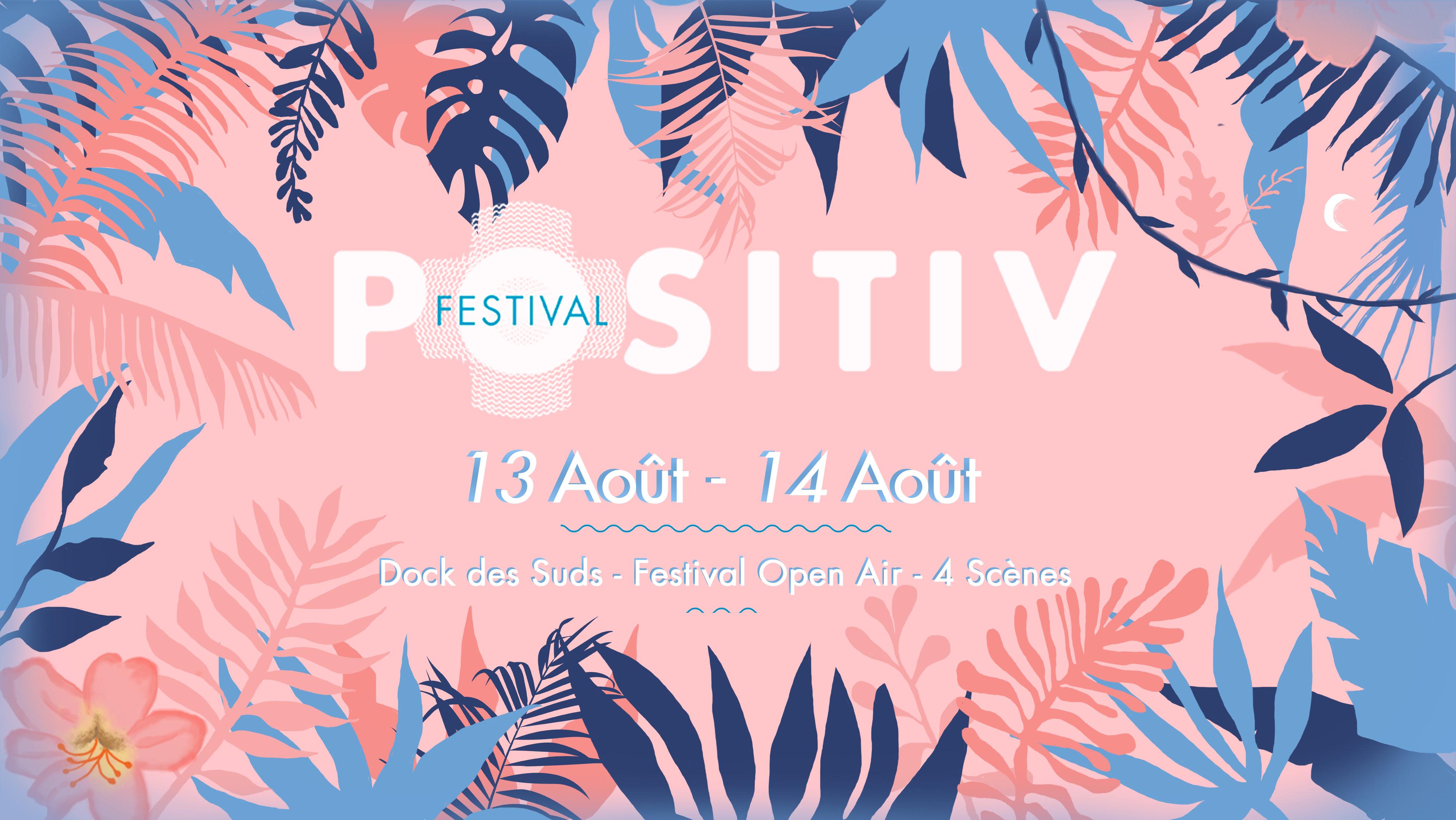 Teaser : ce que vous pouvez attendre du POSITIV festival de Marseille