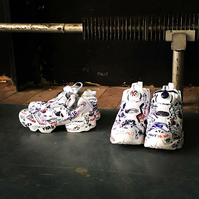 Vetements x Reebok - TRENDS periodical