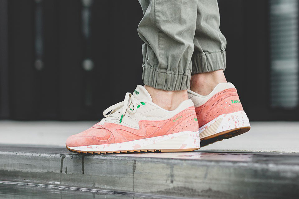 saucony grid 8000 lobster - TRENDS periodical