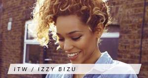 Interview TRENDS periodical Izzy Bizu