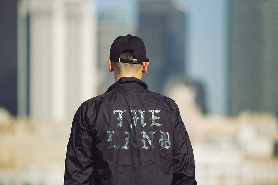 40s & Shorties x HUF : leur collection capsule pour le film « The Land »