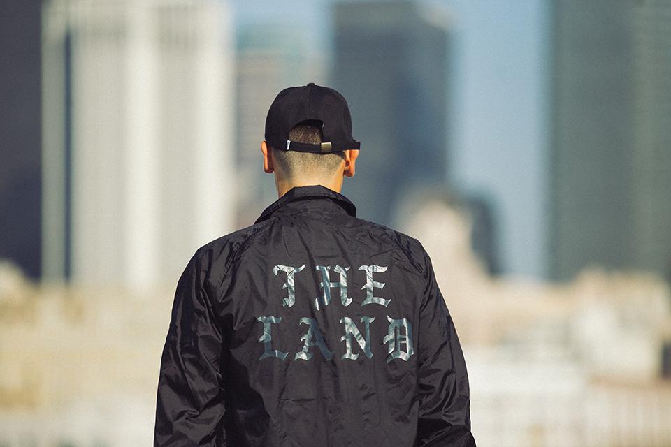 40s & Shorties x HUF : leur collection capsule pour le film «The Land»