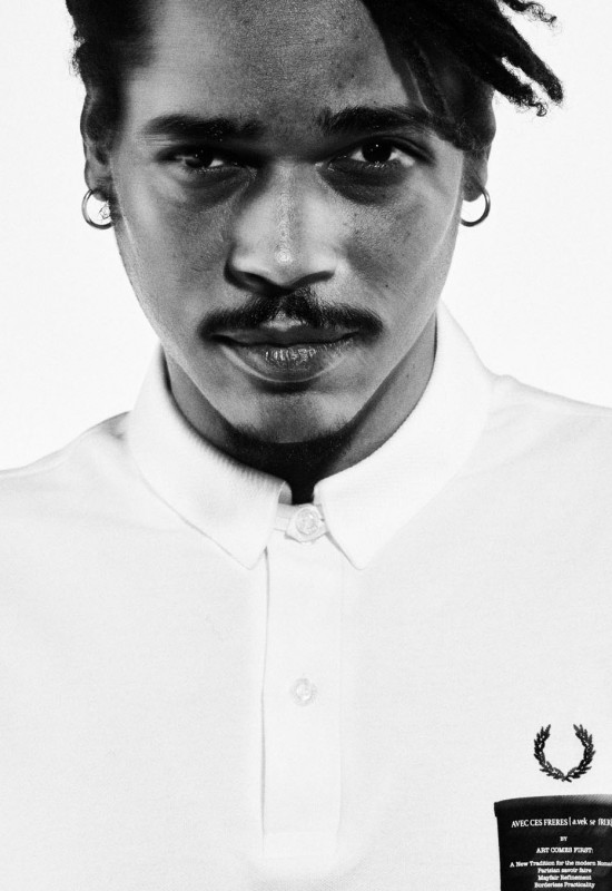 Fred Perry x ACF - TRENDS periodical