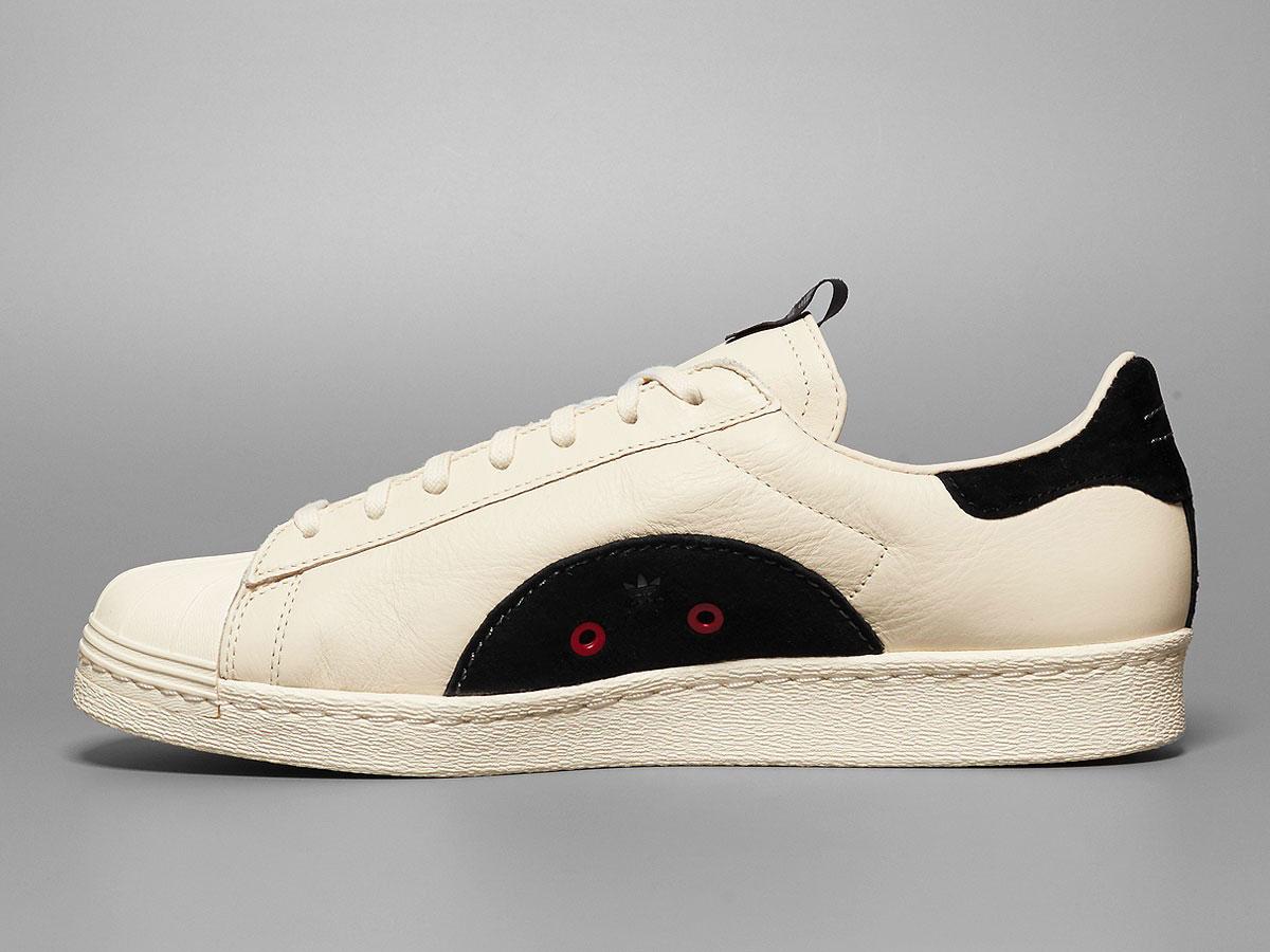 Comme un air de YEEZY Boost 350 pour la Kasina x adidas Superstar 80s