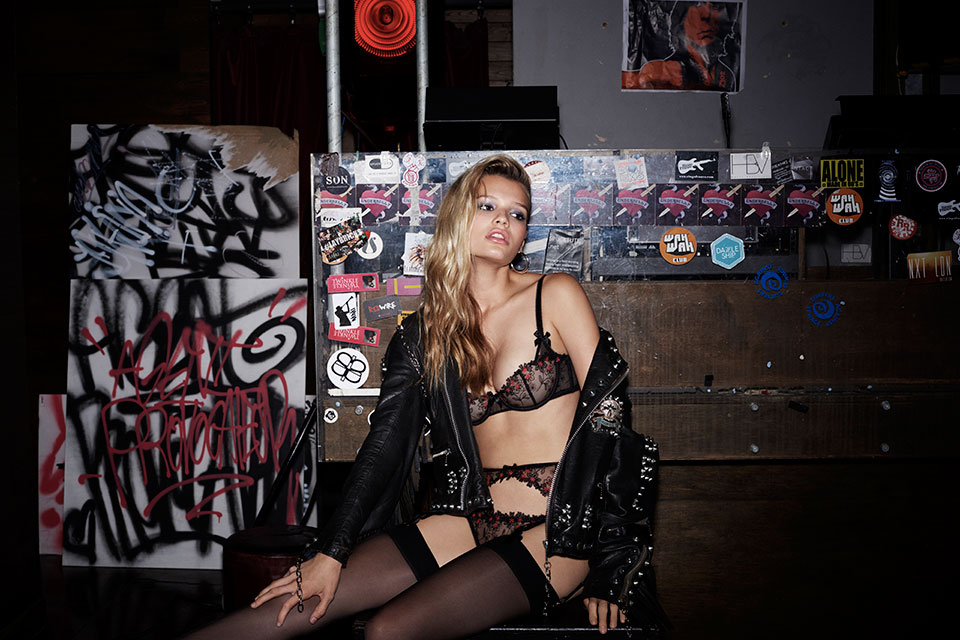 L'Agent by Agent Provocateur - TRENDS periodical