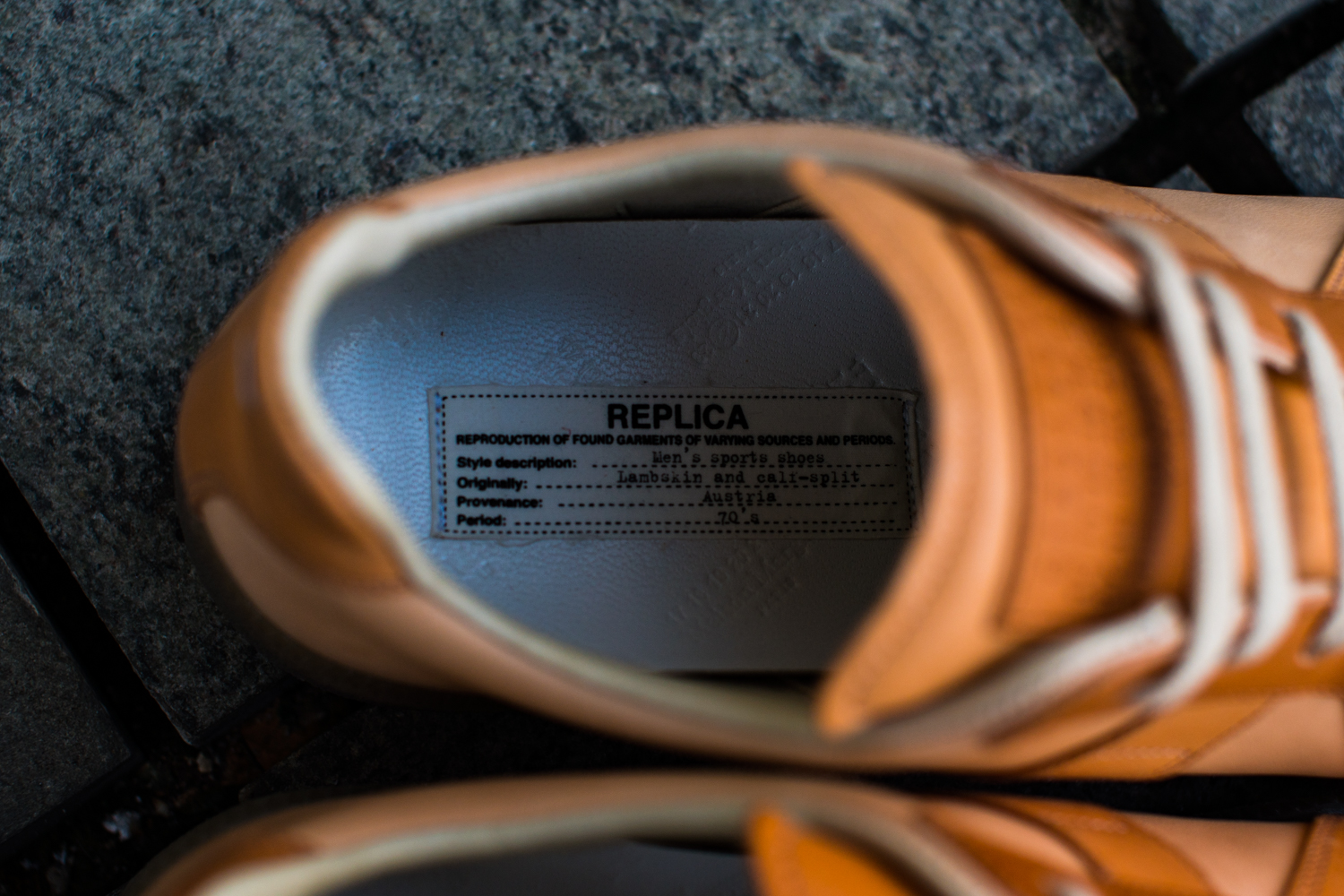 Maison Margiela Sneakers - TRENDS periodical