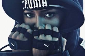 Naomie Campbell FENTY Puma by Rihanna - TRENDS periodical