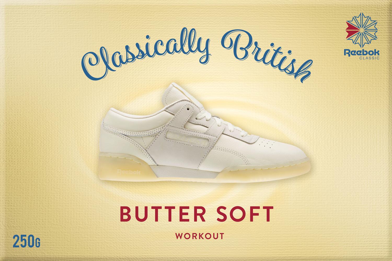 Découvrez le Reebok «Butter Soft» Pack, tout en douceur