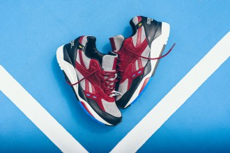 Reebok x Distinct Life - TRENDS periodical