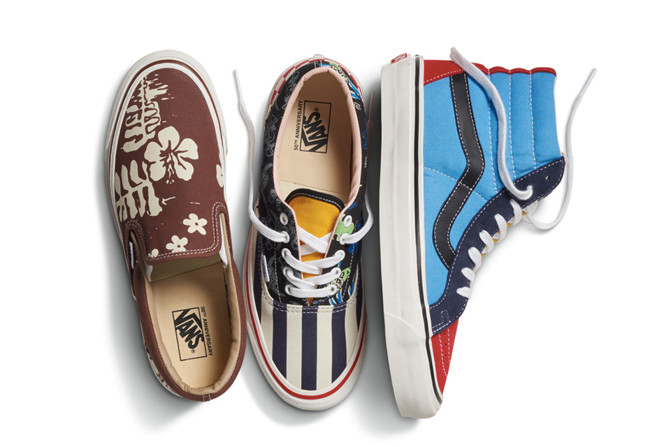 Vans Van Doren Approved - TRENDS periodical