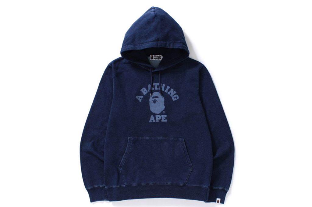 A Bathing Ape dévoile sa nouvelle collection All Indigo