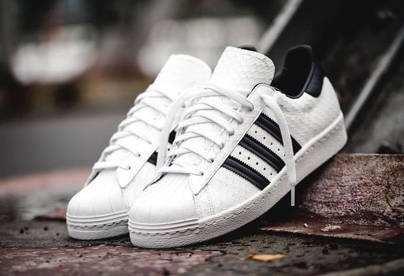 adidas Superstar 80s snakeskin - TRENDS periodical