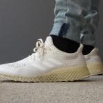 Les premières images de la Futurecraft d'Adidas portée !