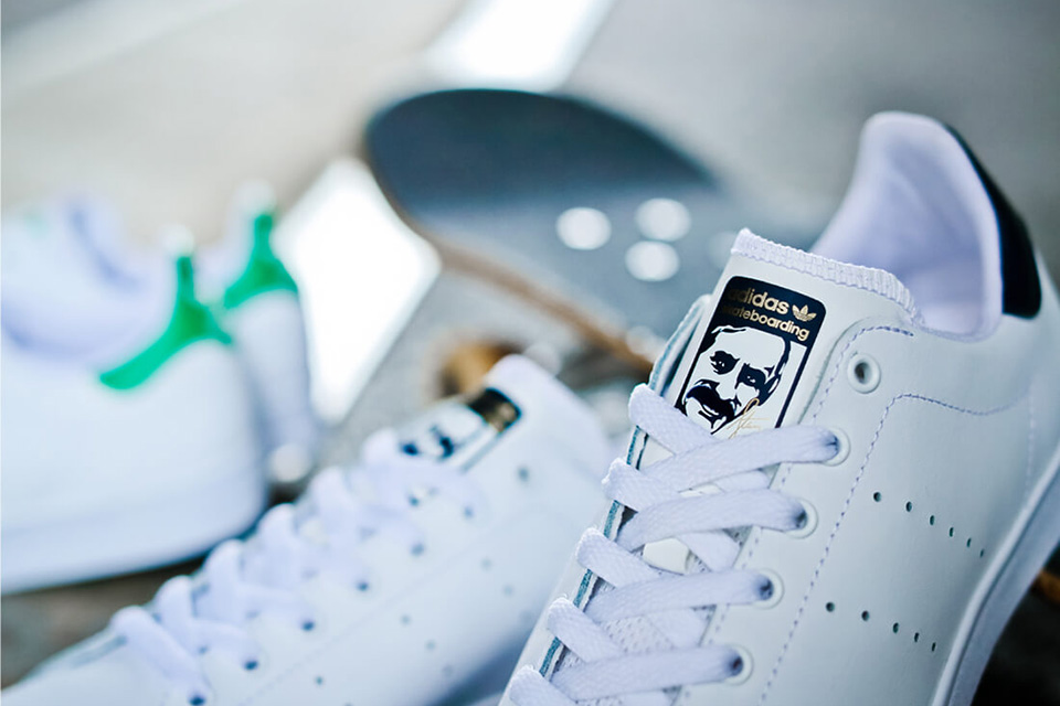 stan smith vulcs - TRENDS periodical