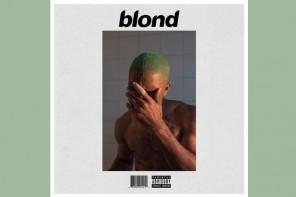 Il est là ! Ecoutez le nouvel album de Frank Ocean, Blonde !
