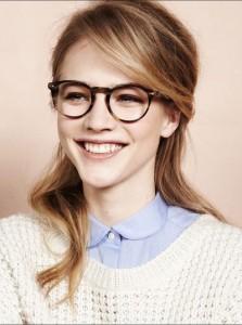 lunettes intello
