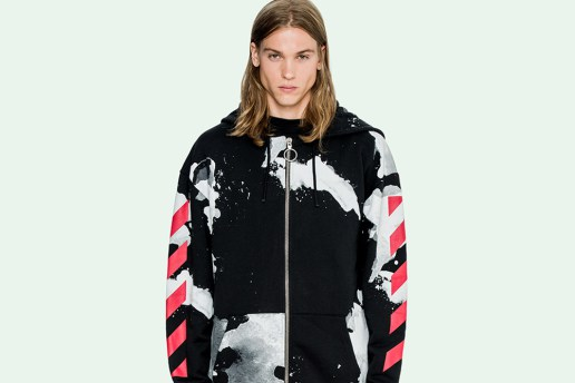 OFF-WHITE lance sa nouvelle collection Automne / Hiver 2016 !