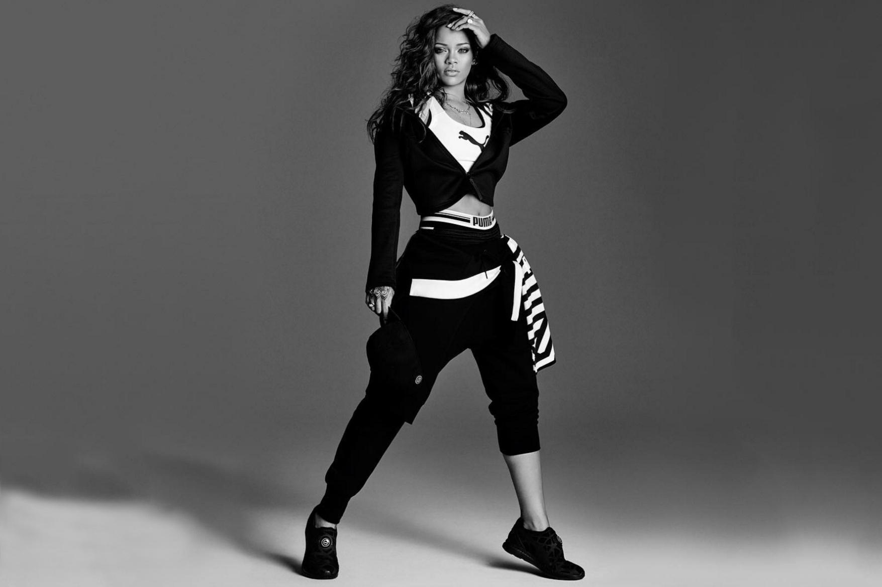 Découvrez ou Rihanna a choisit d'installer son pop-up Store ce week-end !