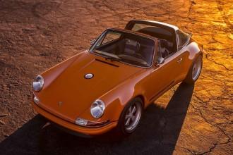 Retour aux classiques avec la Porsche 911 «Luxemberg»