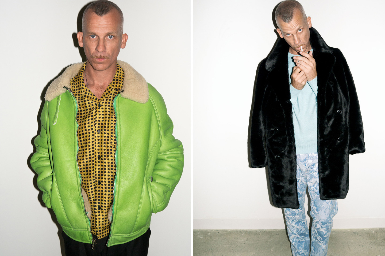 Shooté par Terry Richardson, le lookbook F/W 2016 de Supreme va vous faire plaisir