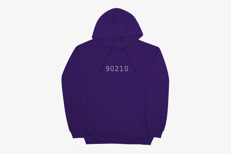 Travis Scott dévoile son merchandising pour » 90210 «