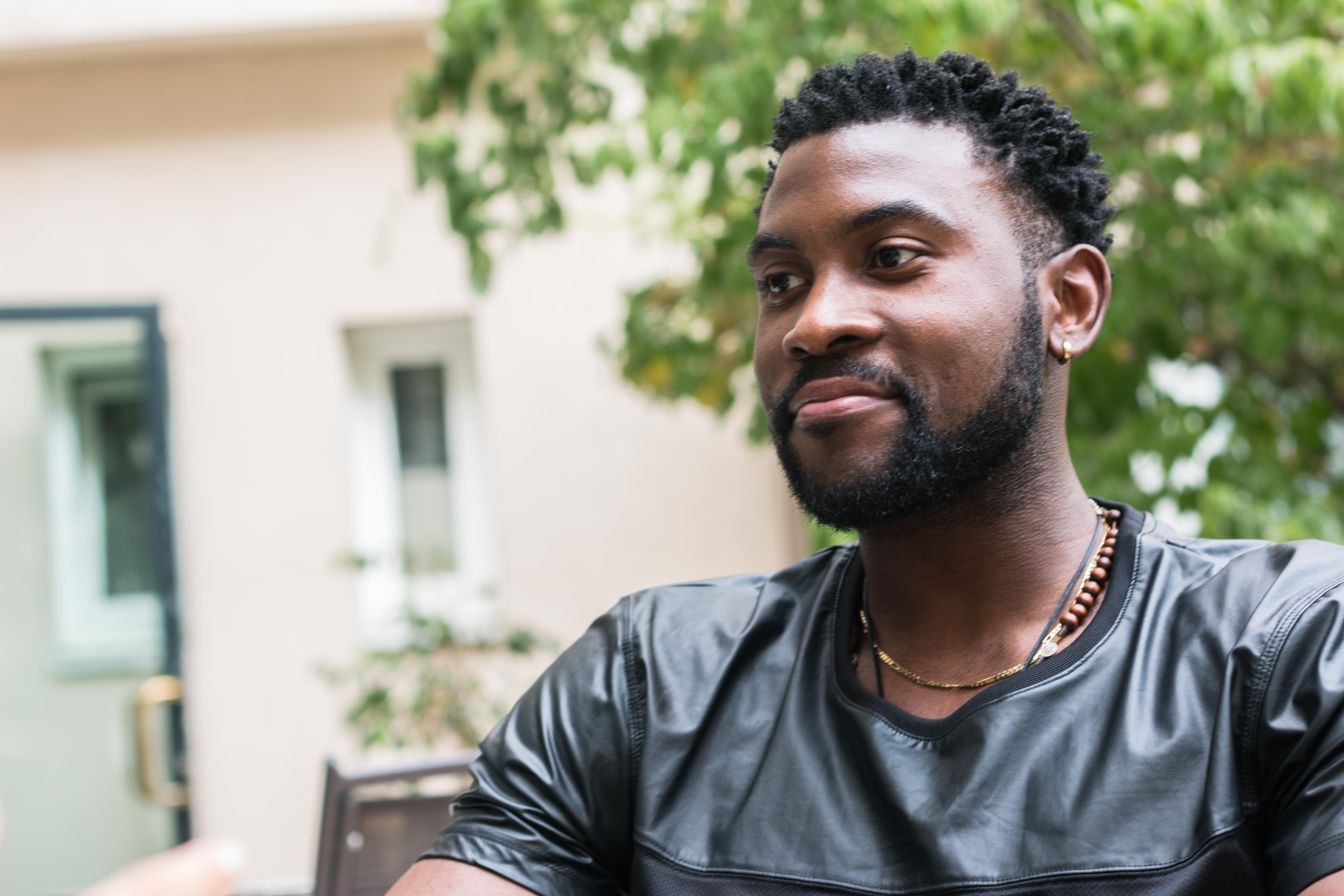 Damso pour TRENDS : «Rap français, dans deux, trois ans… Faudra faire gaffe hein! «