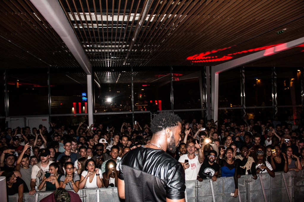 damso concert paris showcase mael chaumier trends periodical