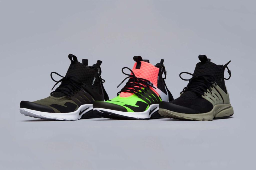 ACRONYM x NikeLab Air Presto Mid Pack