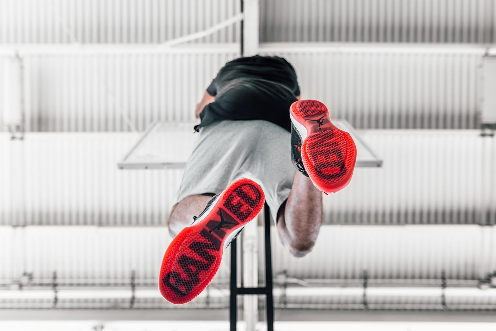 La Air Jordan XXXI «banned» arrive bientôt