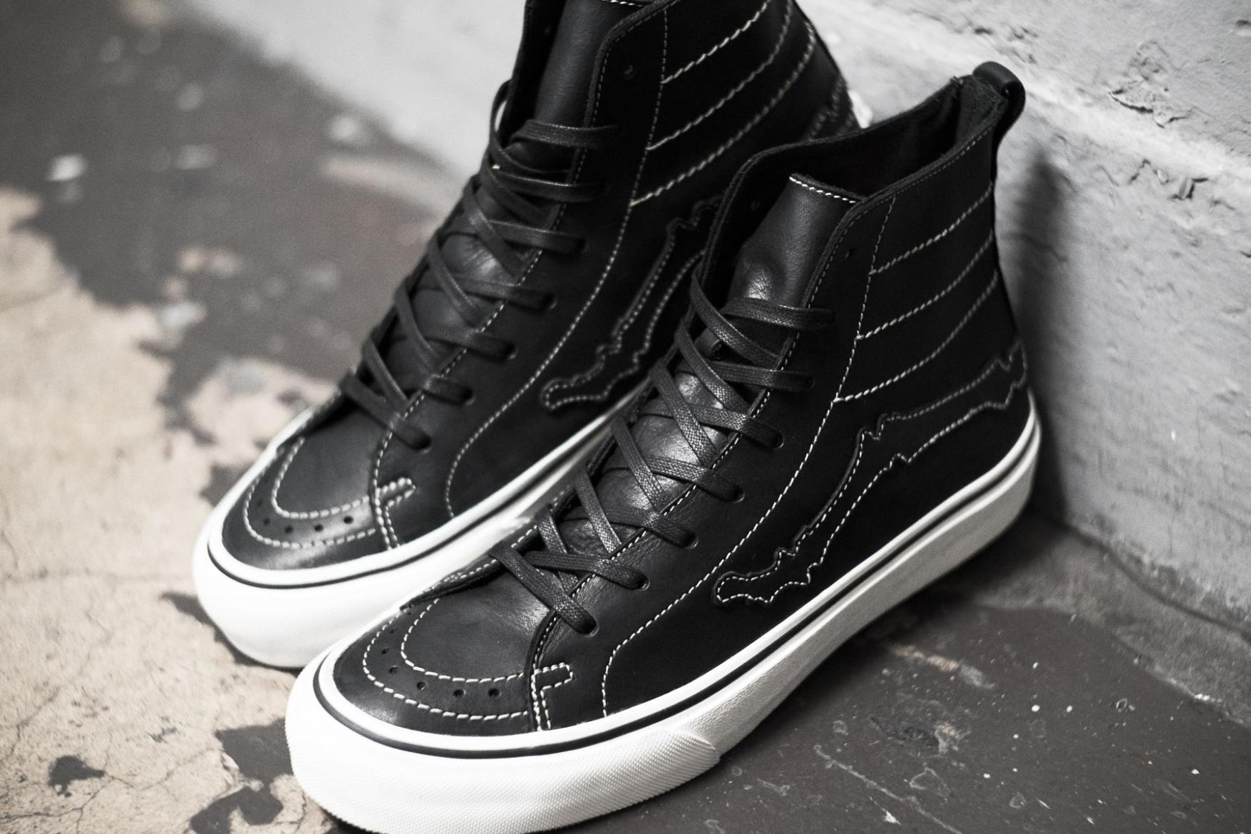 Blends x Vault by Vans Sk8-Hi Decon LX « Bones »