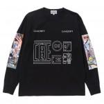 Cav Empt & Hinge Finger collaborent pour une série de T-shirts !
