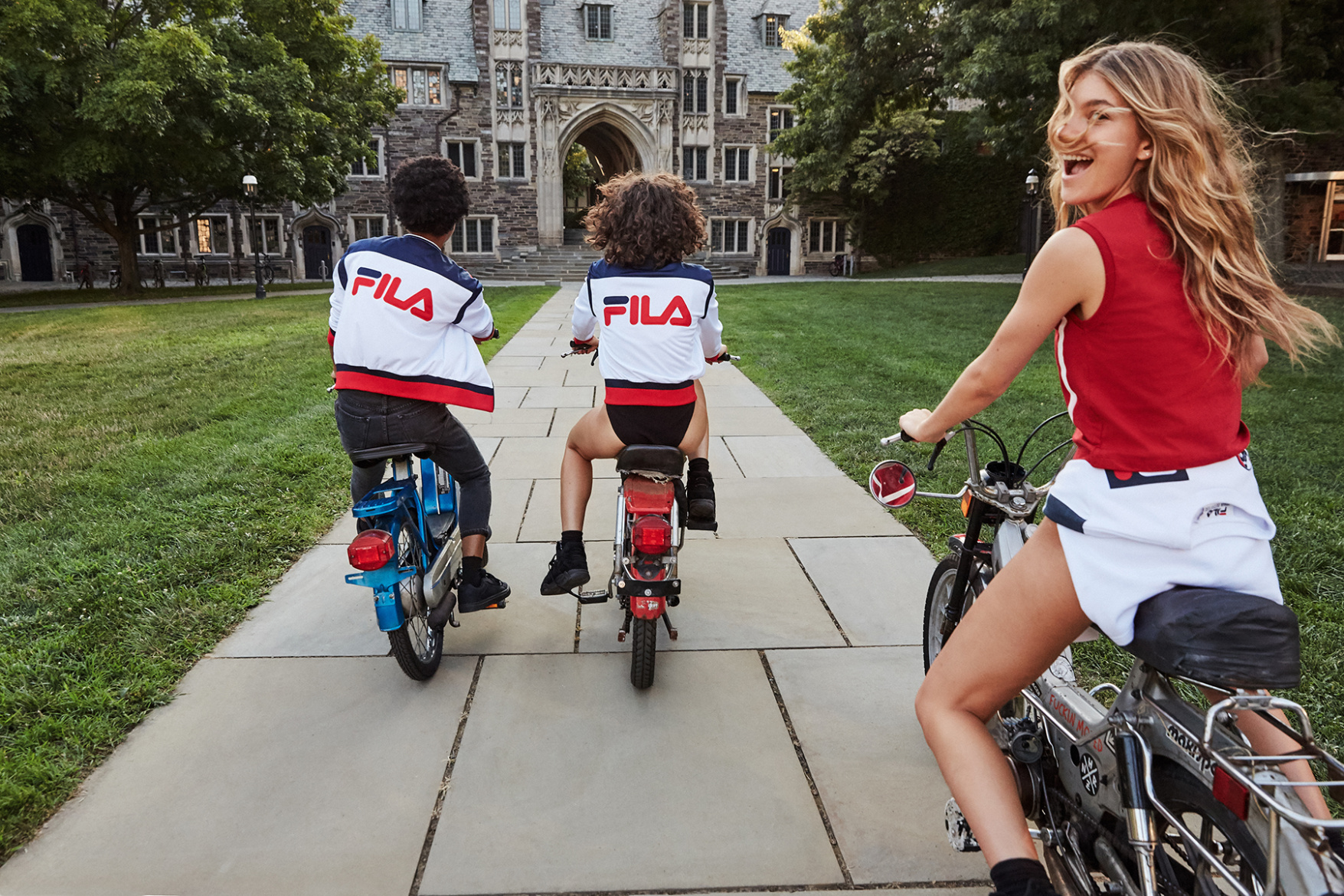FILA x Urban Outfitters : la collaboration qu'on s'arrache !