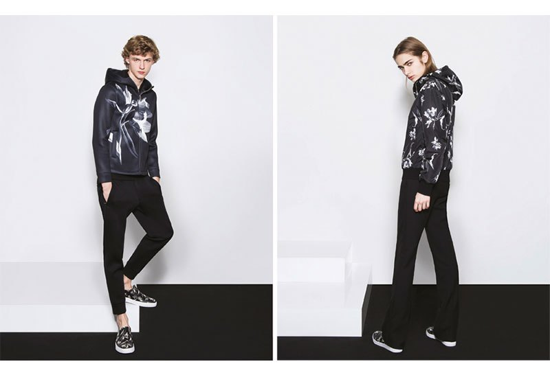 Calvin Klein Platinum « Flowers Bloom » Capsule Collection