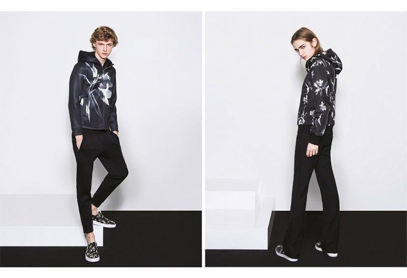 Calvin Klein Platinum «Flowers Bloom» Capsule Collection