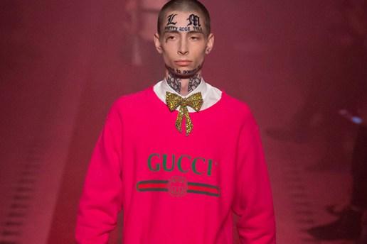 Découvrez la collection Spring Summer 2017 de Gucci
