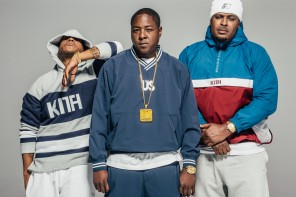 KITH rend hommage à NYC dans sa «96 collection» avec The Lox