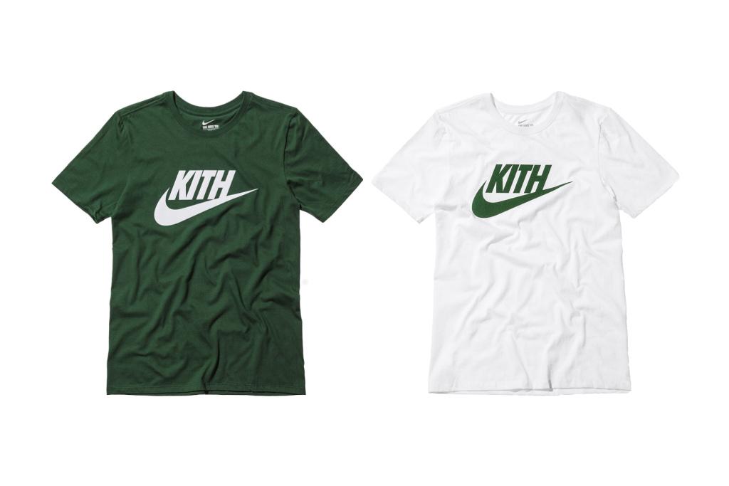 KITH & Nike dévoilent deux nouveaux t-shirts inédits !