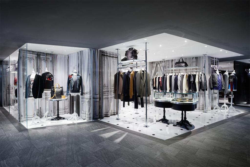 maison margiela new shop tokyo