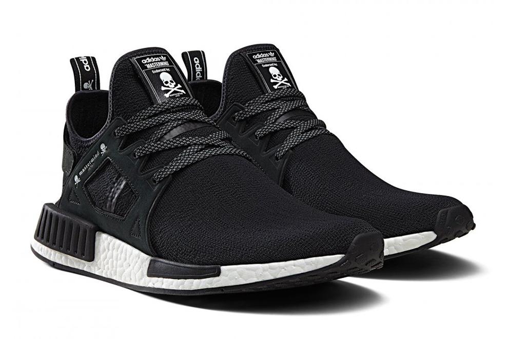 Mastermind JAPAN va sortir deux sneakers avec Adidas Originals