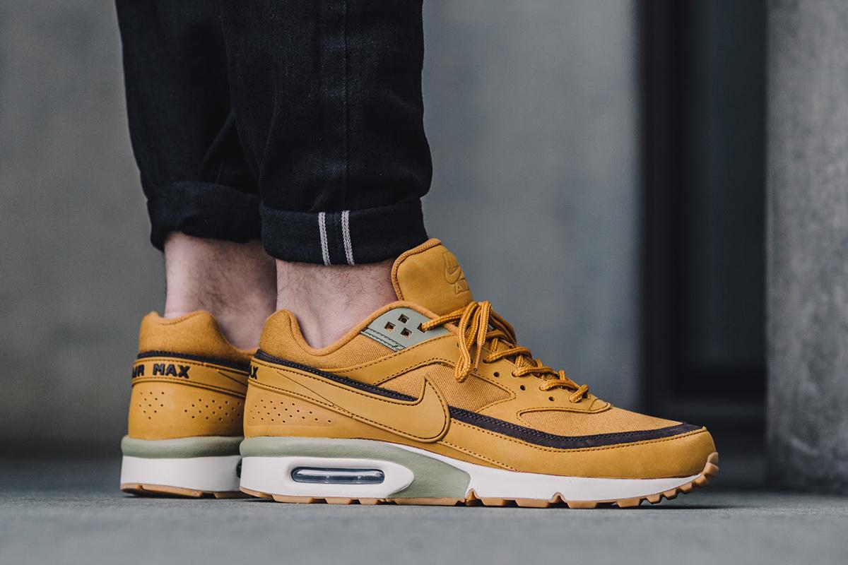 Nike Air Max BW «wheat»